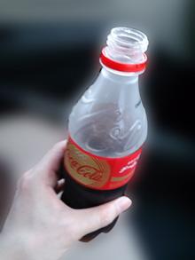 アイスコールド コカ・コーラ写真