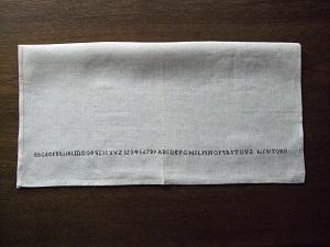 ハンカチ表