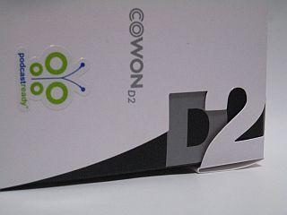 cowon D2