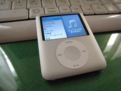 Apple iPod nano 4GB シルバー