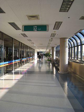 キンポ空港