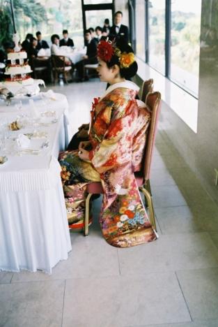 セバちゃん結婚式