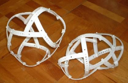 三連四面体とその双対形