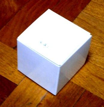 立方体完成