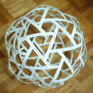 双対形の5方12面体