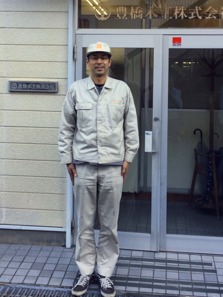 豊橋木工訪問