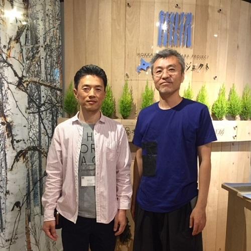 アップライトチェアのデザイナー朝倉さん