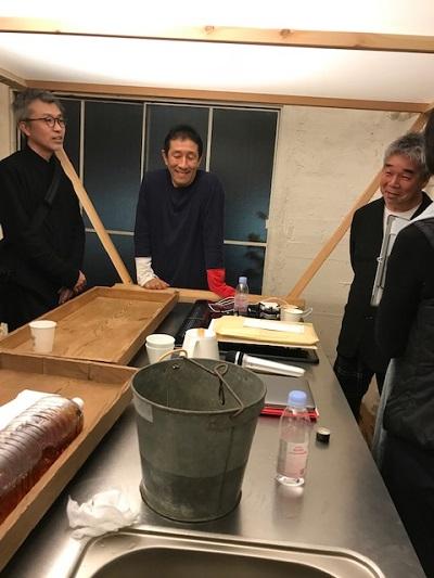 東京出張の話