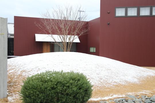 初積雪2020