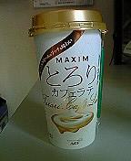 AGF MAXIMとろりカフェラテ