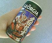 ジョージア戦国缶
