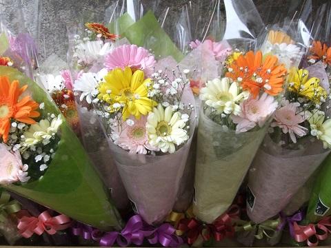 小さい花束