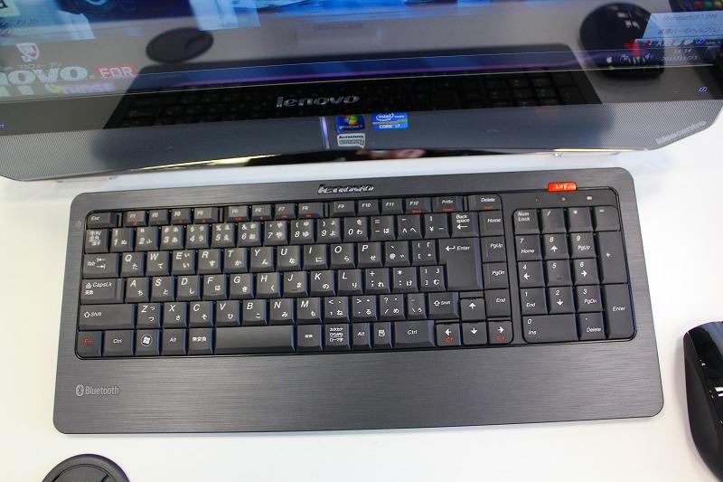 IdeaCentre B520 キーボード