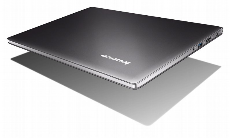 IdeaPad U300s グラファイトグレー
