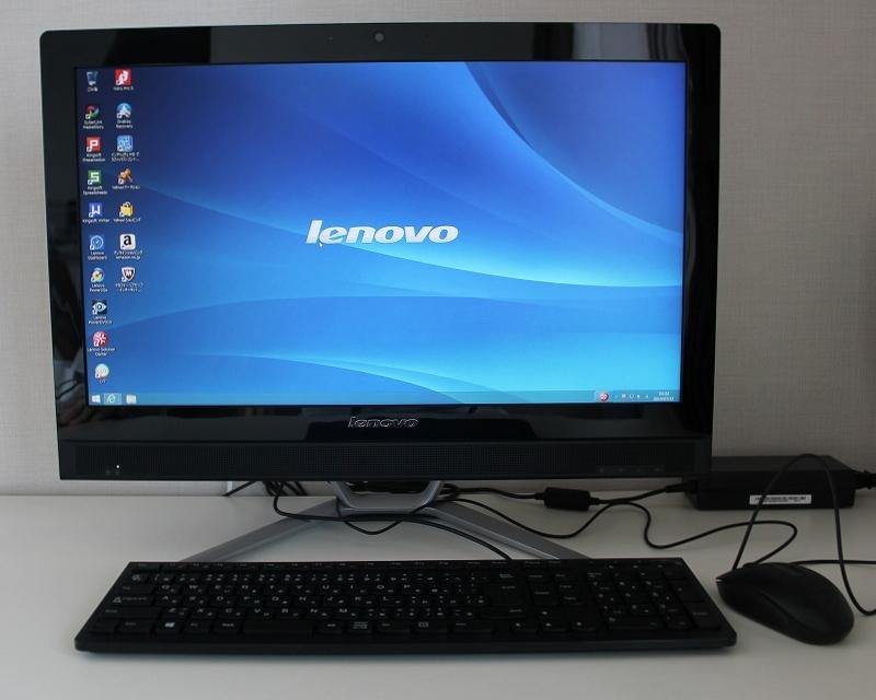 Lenovo C460の評価