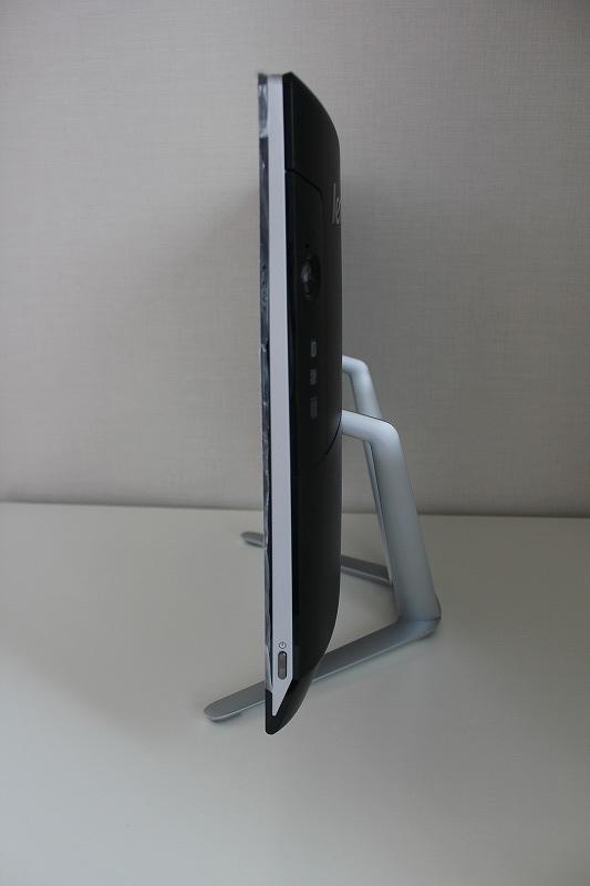 Lenovo C460 右側面