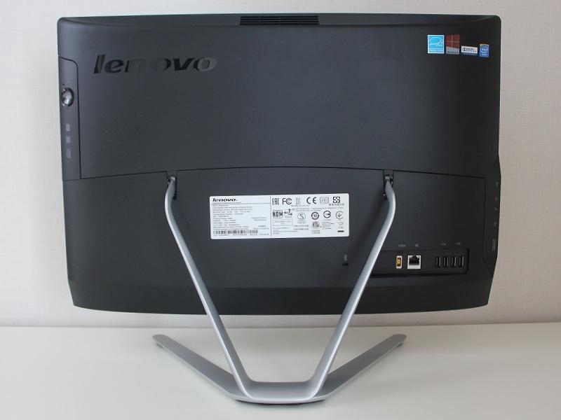 Lenovo C460 背面