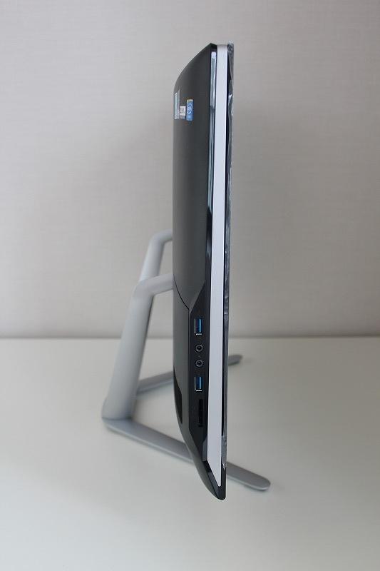 Lenovo C460 左側面