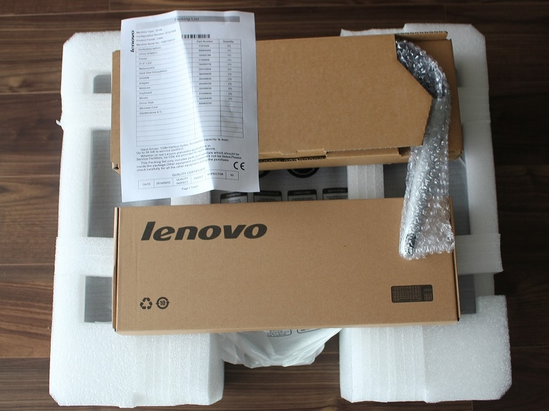 Lenovo C460の内容