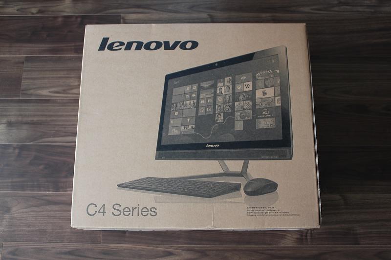 Lenovo C460が届いた