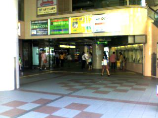 茗荷谷駅02