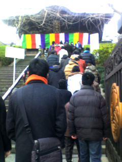 参拝行列3