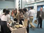 日本茶インストラクターのお茶サービス