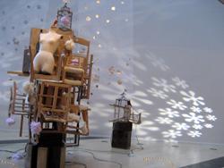 SPAC2010年の椅子ツリー