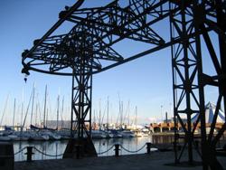 清水港のテルファー