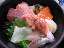榊屋の海鮮丼