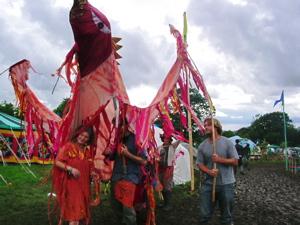2007年イギリスのフェスティバル