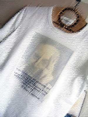 ファインマンTシャツ