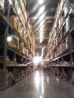 倉庫です。