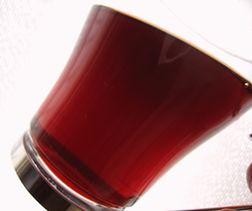 赤ワインのよう!