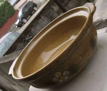 初代の土鍋