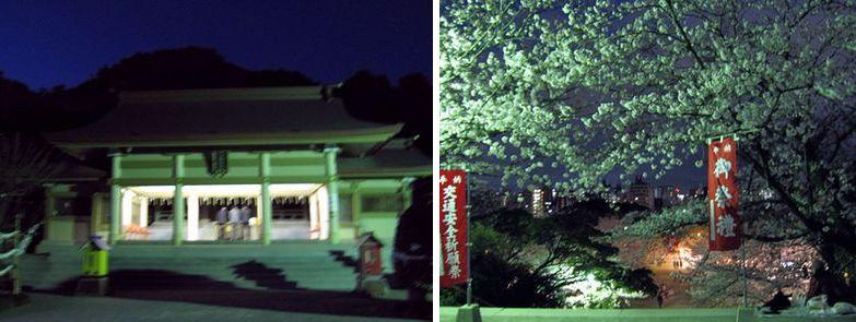 西公園のサプライズ神社