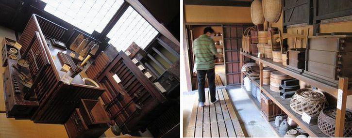 菊屋家のお道具たち