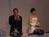 結婚式でのスピーチ