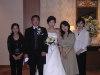 結婚式でのひとこま