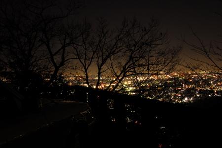 金華山夜景1