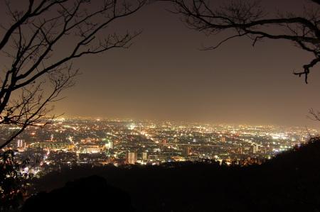金華山夜景2