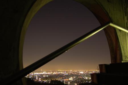 金華山夜景3