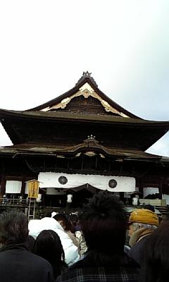 2009'善光寺