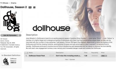 DollHouse シーズン2