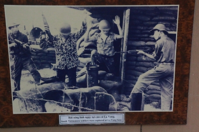 ベトナムの旅ー36 南部中央局壊...