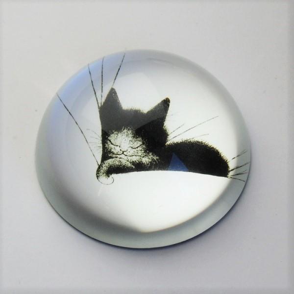 デュブーの猫ペーパーウェイト