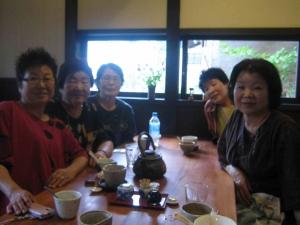お誕生日筑前5人姉妹