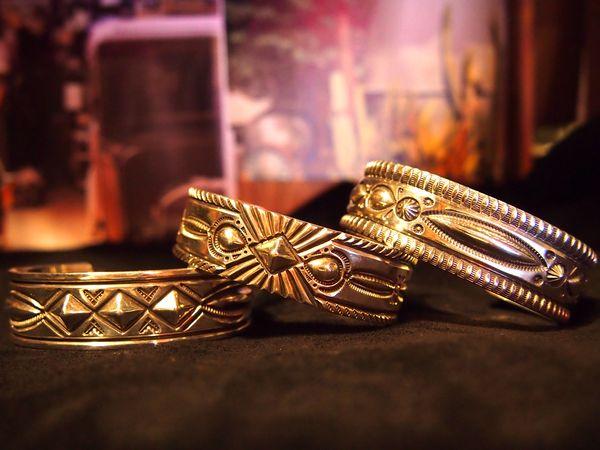 Indian Jewelry Navajo インディアンジュエリー ナバホ族 別注