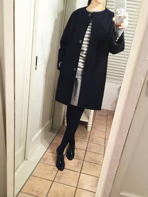 mayu|無印良品のステンカラーコートを使ったコーディネート - WEAR
