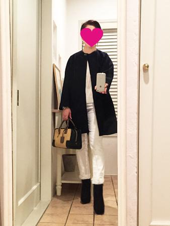 【無印良品】【レディース】綿混撥水ステンカラーコート ベー.